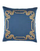 Casandra Embroidered Pillow