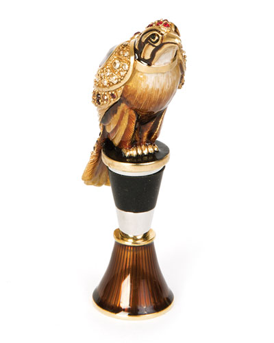 Espen Falcon Wine Stopper Stand