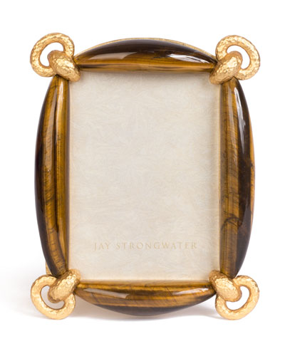 Blaine Tiger Eye Picture Frame, 3
