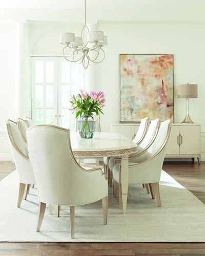 Gabrielle Upholstered Arm Chair