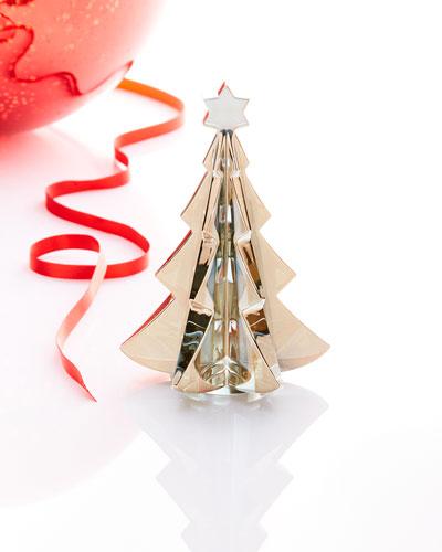 Noel Fir Christmas Tree, Gold