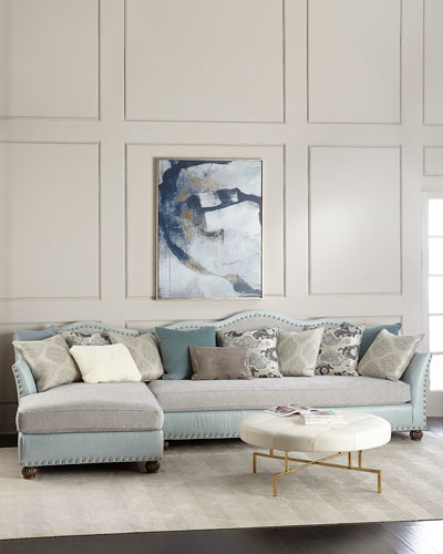 Trulee Left Chaise Sectional 146