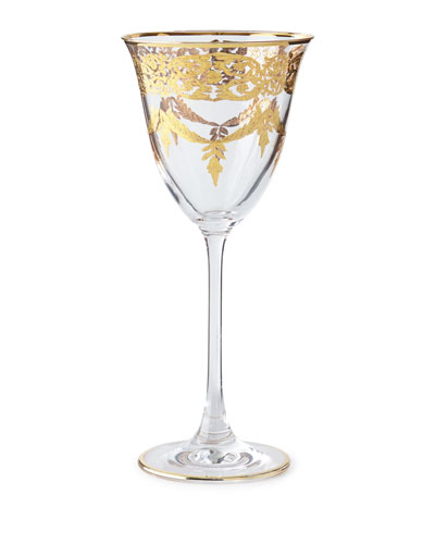 Wine Goblets, Set of 4