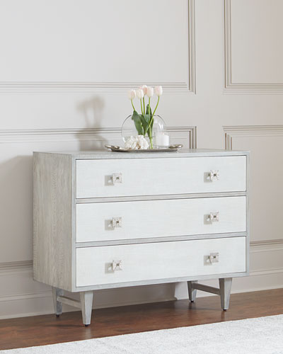 Cherie Three-Drawer Chest