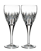 Mara Crystal Wine Glasses, Set of Two