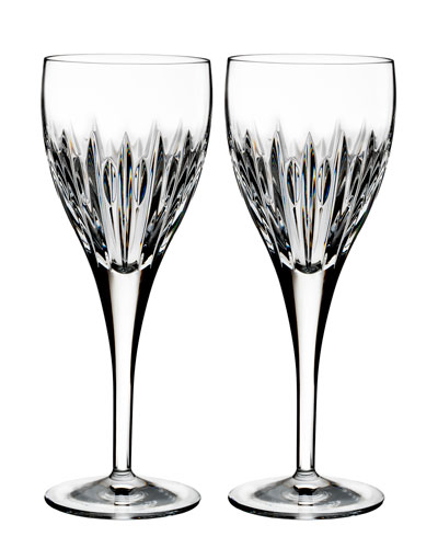 quick look waterford crystal mara crystal wine glasses