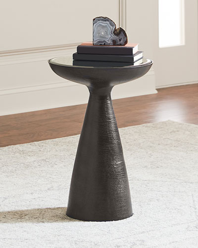 Lola Mod Pedestal Table