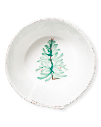 Lastra Holiday Stacking Cereal Bowl