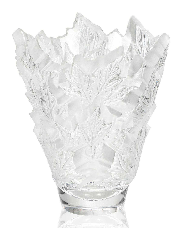 Lalique Clothing CHAMPS-ELYSEES VASE
