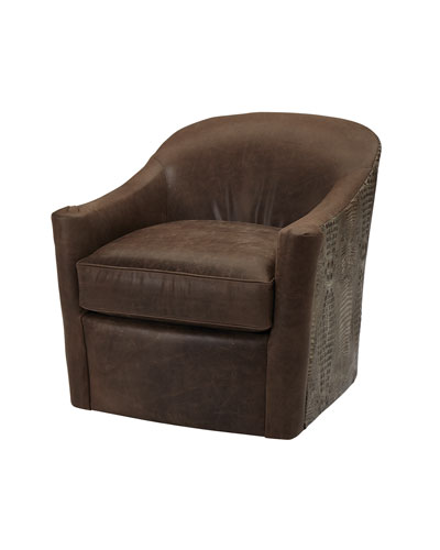 One-of-a-Kind Sherryl Swivel Chair