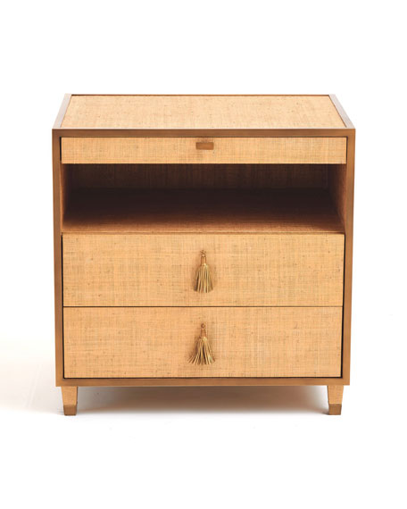 Ann Gish for Global Views D'Oro Bedside Chest
