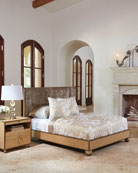 D'Oro King Bed