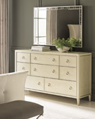 caracole Elisse Eight-Drawer Dresser
