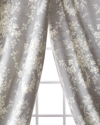 Metropolitan Toile Curtains, 96