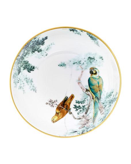 Hermès Carnets D'Equateur Cereal Bowl