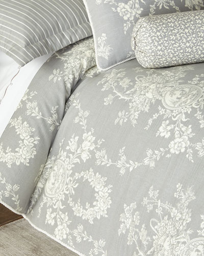 Metropolitan Toile 3-Piece Queen Comforter Set