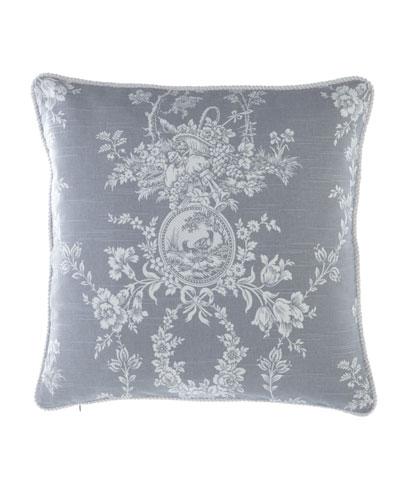 Metropolitan Toile Pillow, 20