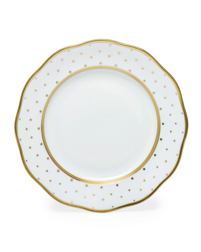 Connect the Dots Dessert Plate