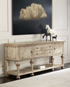 Farah Distressed Console