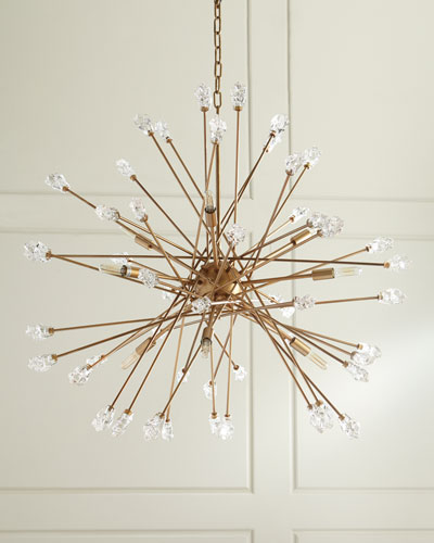 Serendipity 9-Light Chandelier