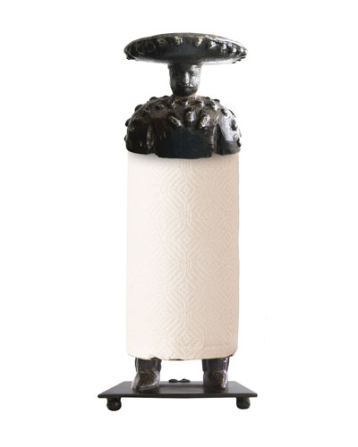 Mariachi Paper Towel Holder
