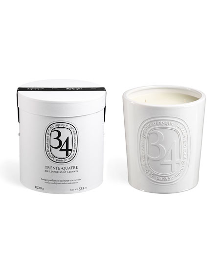 Diptyque 52.9 oz. 34 Candle