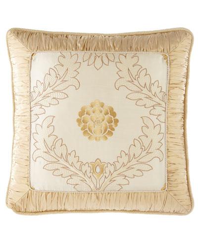 Coronado Square Framed Pillow