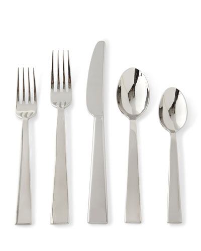 5-Piece Bande Flatware Place Setting