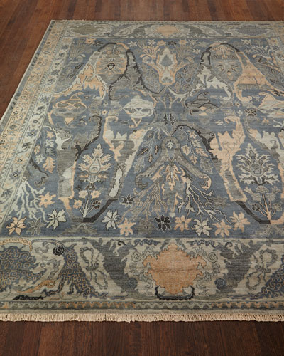 Imani  HandKnotted Rug, 8' x 10'