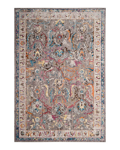 Birdie Power Loomed Rug, 6' x 9'