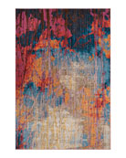 "Cora Power Loomed Rug, 5'1"" x 7'6"""