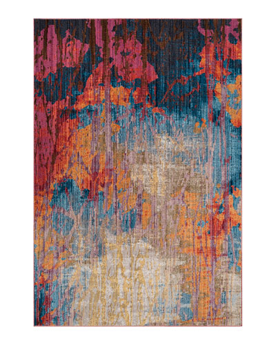Cora Power Loomed Rug, 6' x 9'