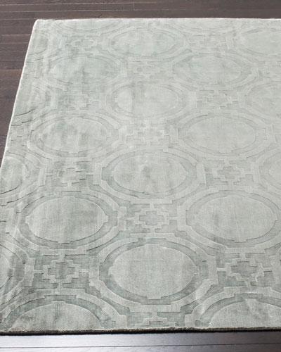 Magee Hand-Loomed Rug, 4' x 6'