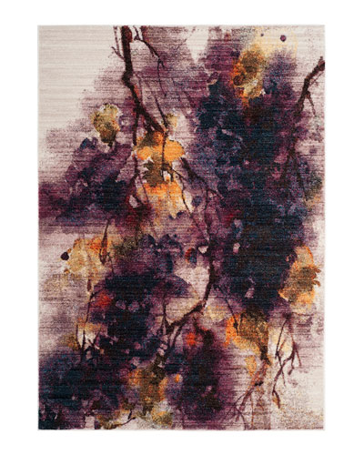 Laisha Power-Loomed Rug, 4' x 6'