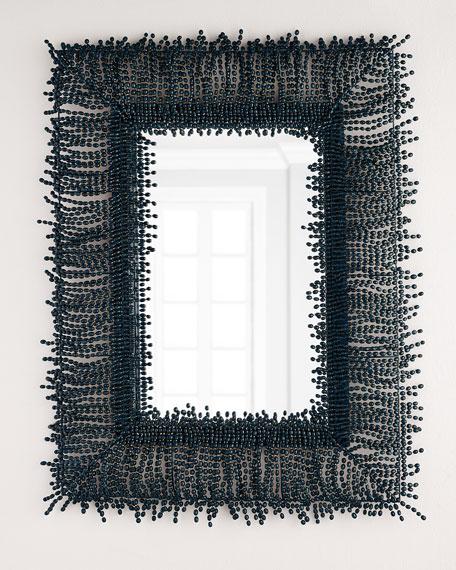 Palecek Amaya Beaded Mirror