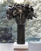 Global Views Butterflies for Brains Sculpture