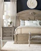 Daphne King Bed with Cedar Storage
