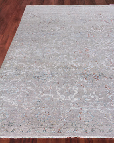 Saray Hand-Knotted Rug, 9' x 12'