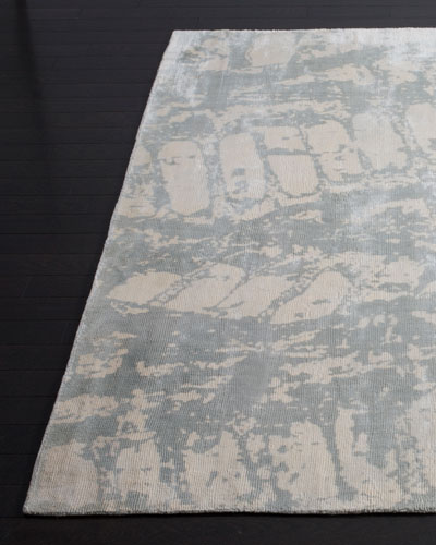 Drizzling Mist Hand-Loomed Rug, 8' x 10'