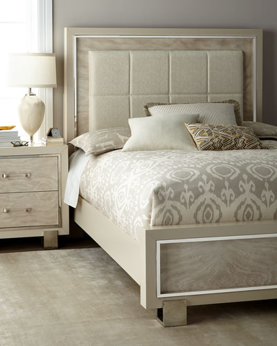 Deanna Queen Upholstered Bed