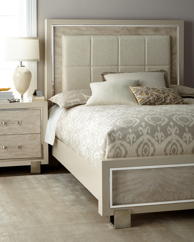 Deanna King Upholstered Bed