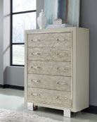 Deanna Five-Drawer Chest