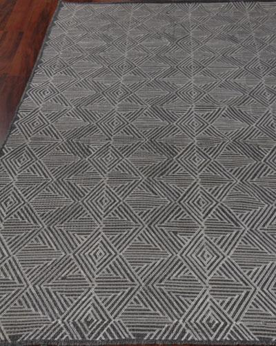 Quinton Flat-Weave Rug, 8' x 11'
