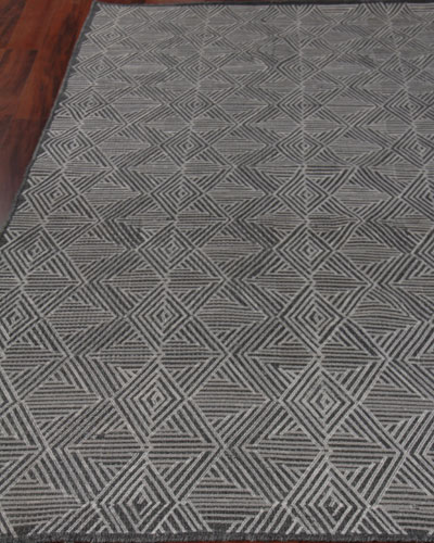 Quinton Flat-Weave Rug, 5' x 8'