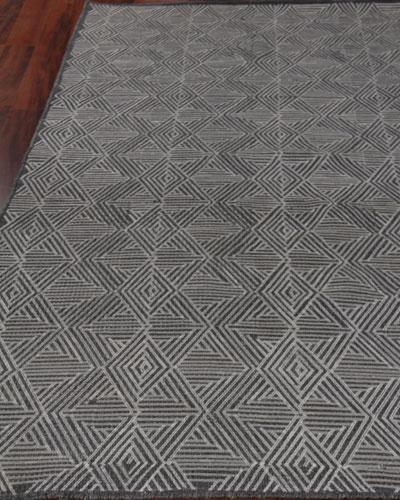 Quinton Flat-Weave Rug, 9'6