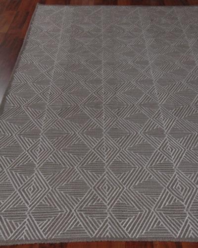 Alliser Flat-Weave Rug, 9'6