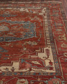 Exquisite Rugs Drogo Hand-Knotted Rug, 8' x 10'