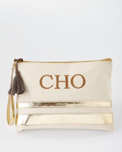 Ravenna Wristlet Pouch Bag
