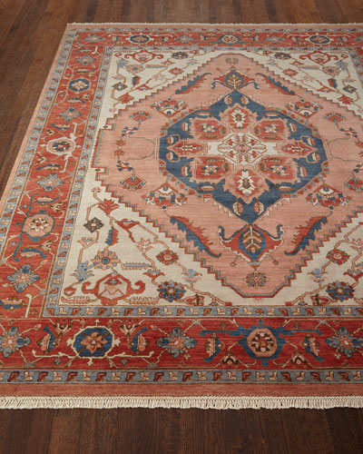 Destin Hand-Knotted Rug, 9' x 12'
