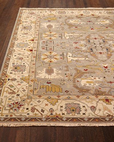 Placidio Soumak Weave Rug, 9' x 12'